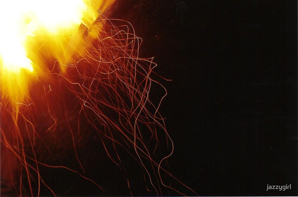 Firey nights  by jazzygirl
