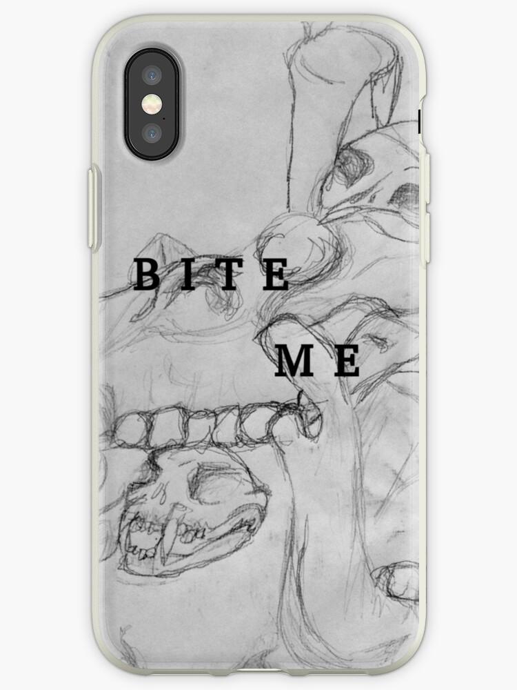 Bite Me by Snuffaluffagay
