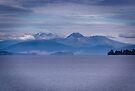 Lake Taupo by Yukondick