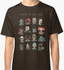 House Of Wax Lips Classic T-Shirt