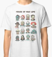 House Of Wax Lips Classic T-Shirt