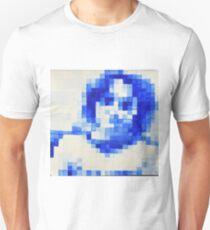 John Lennon Abstract Portrait Unisex T-Shirt