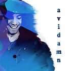 Daniel Avi-DAMN by Caitlin Peter