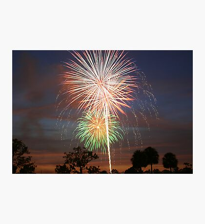 Independence Day Photographic Print