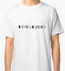 Camila Cabello - CC Classic T-Shirt