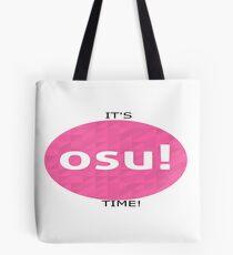 OSU! TIME! Tote Bag