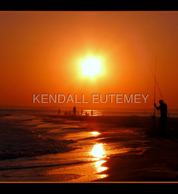 RED HOT CHILI DAY by KENDALL EUTEMEY