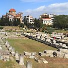 Panoramic Kerameikos by zumi