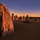 Pinnacle Glow by David  Hibberd