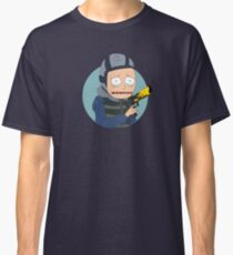 Rick and Morty in CSGO! Classic T-Shirt