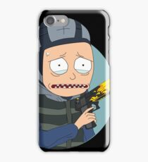Rick and Morty in CSGO! iPhone Case/Skin
