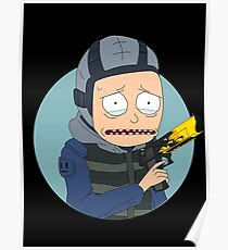 Rick and Morty in CSGO! Poster