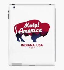 hotel america iPad Case/Skin