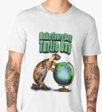 Turtle Day Men's Premium T-Shirt