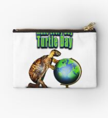 Turtle Day Studio Pouch