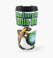 Turtle Day Travel Mug