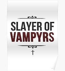 Slayer of Vampyrs Poster
