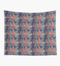 Nine Lives of the Heart Wall Tapestry