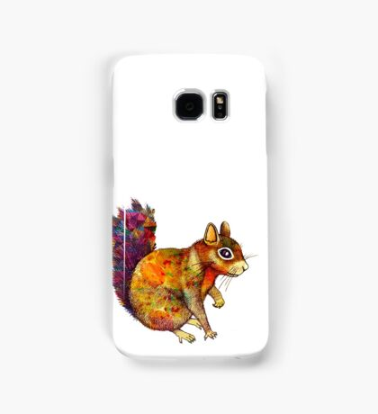 Squirrel Art Samsung Galaxy Case/Skin
