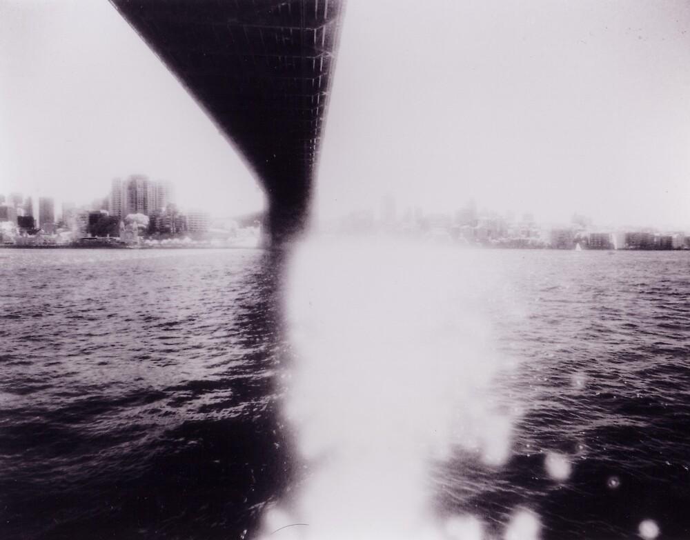 Sydney Harbour Bridge by Arran Pratt