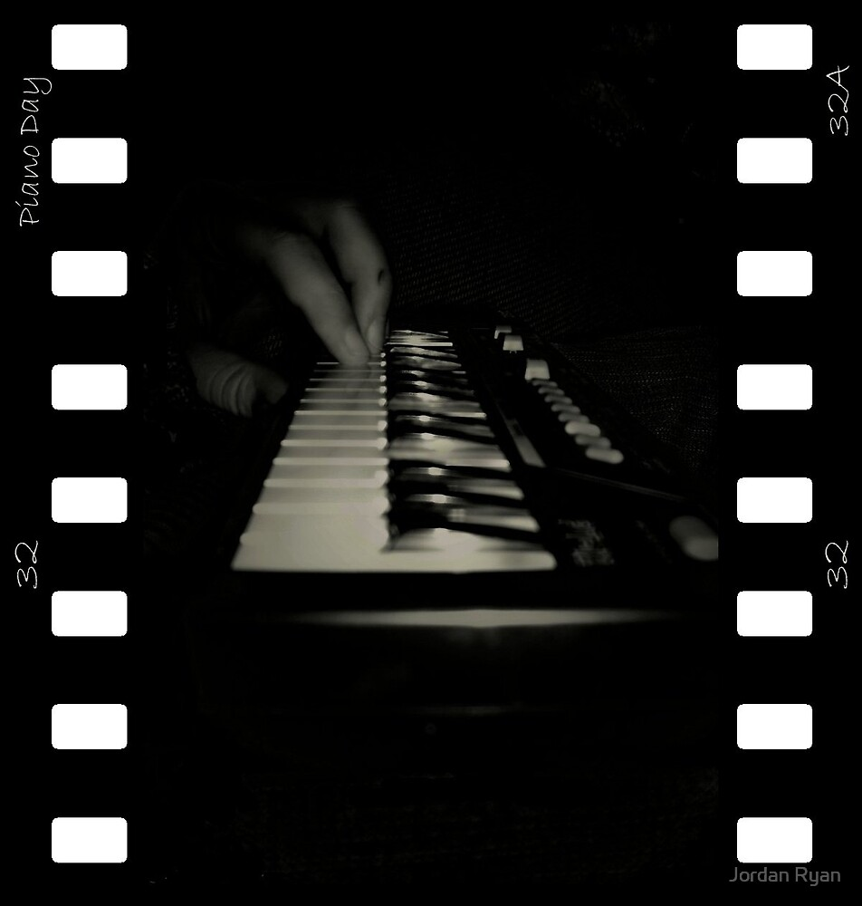 piano day by Jordan Ryan