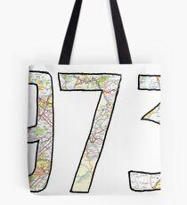 973 Tote Bag