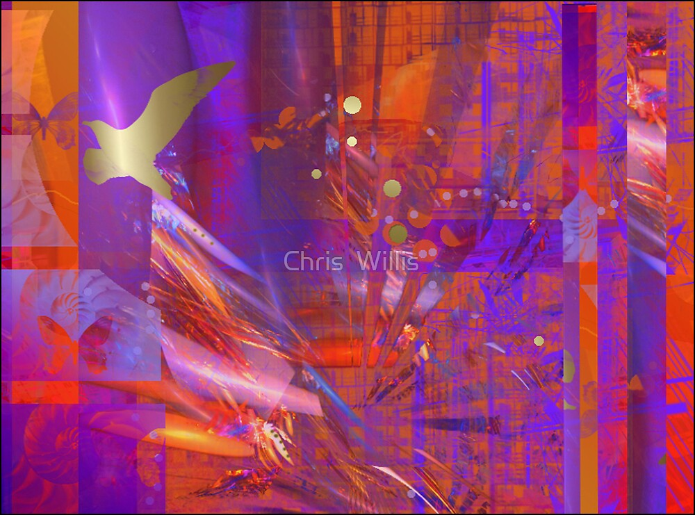 If I had the wings of a dove by Chris  Willis