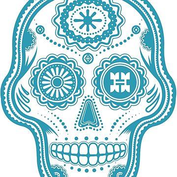 Skully by HAZZAH