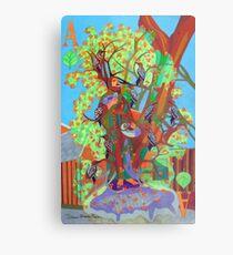 Apogee of an Apricot Tree Metal Print