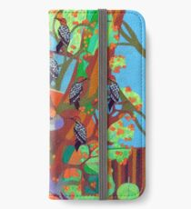 Apogee of an Apricot Tree iPhone Wallet/Case/Skin