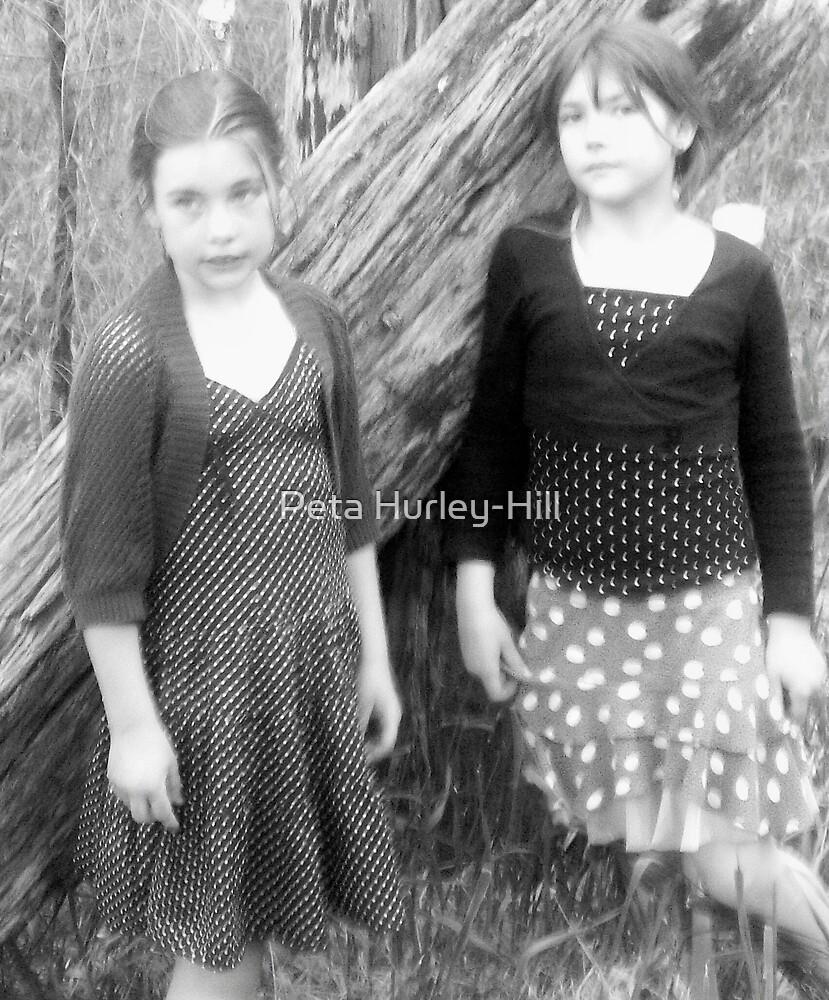 girls by Peta Hurley-Hill