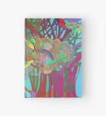 Six of Banyan Trees Hardcover Journal
