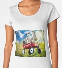 Adventure time! Women's Premium T-Shirt