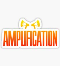 Colorful Amplification Sticker