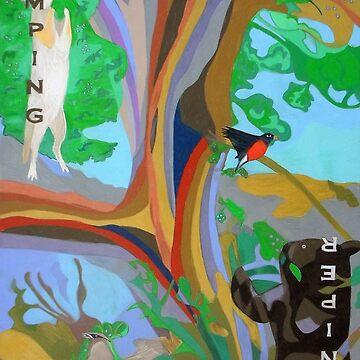 Jumping Juniper by DWeaverRoss