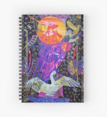 The Jacks of Jupiter Spiral Notebook