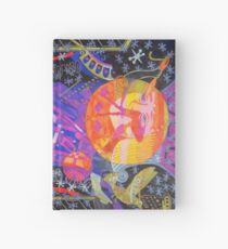 The Jacks of Jupiter Hardcover Journal