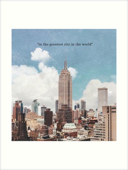 «La mejor ciudad» de Kellymorrisn