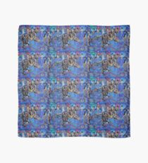 Seven Sages Watch Over the Great Bear in the Ancient Night Scarf