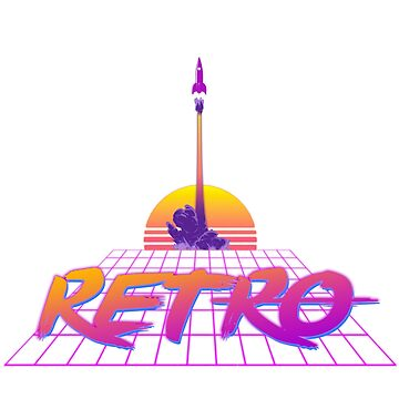 RETRO by gwillly