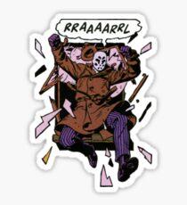 rawrl Sticker