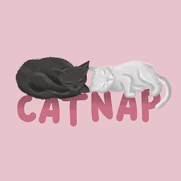 Cat Nap by DesignsByEmma