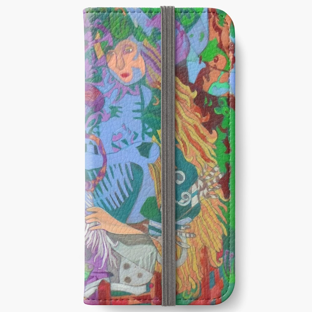 Archeology of the Unicorn iPhone Wallet