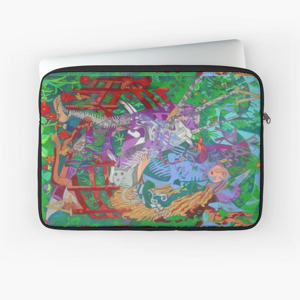 Archeology of the Unicorn Laptop Sleeve