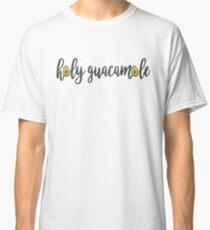 Avocado Holy Guacamole Classic T-Shirt