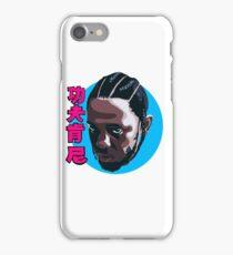 Kung Fu Kenny - Kendrick Lamar iPhone Case/Skin