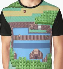 Dreams of Route 120 Graphic T-Shirt