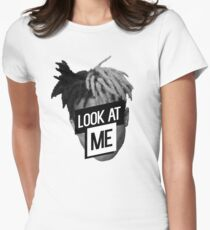 xxxTentacion- Look At Me Womens Fitted T-Shirt
