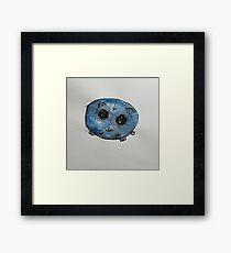Hellish Hamster Framed Print