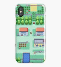Dreams of Pallet Town iPhone Case/Skin